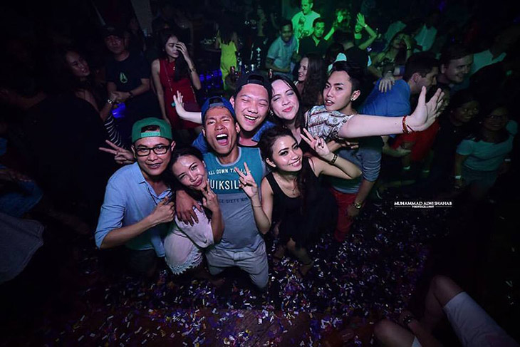 PLACES TO PARTY ALL NIGHT LONG IN BALI