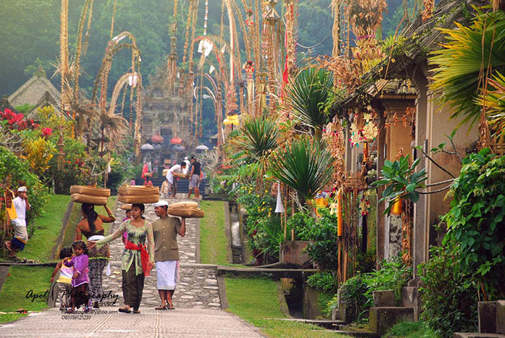 MUST VISIT TRADITIONAL VILLAGES IN BALI