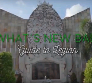 Guide to Legian