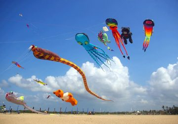 Bali International Kite Festival 2019