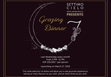 Grazing Dinner at Settimo Cielo