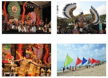 SANUR VILLAGE FESTIVAL XIV Dharmaning Gesing – The Glorifying of Bamboo