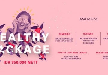 Healthy Package at Smith Spa, Artotel Sanur