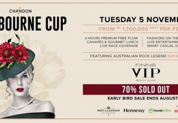 Melbourne Cup 2019 at Finns VIP Beach Club