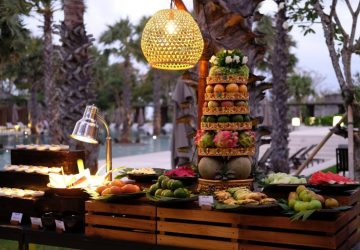 Flavors of Indonesia – Dinner Buffet at Radisson Blu Bali Uluwatu