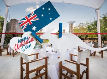 Australia Day Brunch Sofitel Bali Nusa Dua Beach Resort