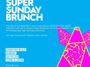W Bali – Seminyak Presents Super Sunday Brunch