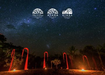 MYSTICAL NYEPI OR 'SILENCE DAY' AT AYANA BALI
