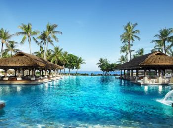 Book One Night and The Second Night is on Intercontinental Bali Resort