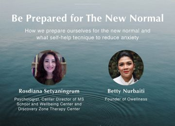 Webinar : Be Prepared For The New Normal