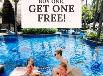 Buy One Get One at Holiday Inn Resort Bali Benoa