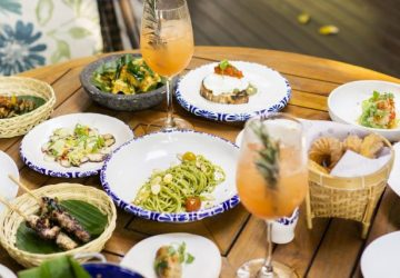 A New Way to Brunch at Pizzaria, Hyatt Regency Bali