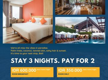 Funtastic Staycation at The ONE Legian