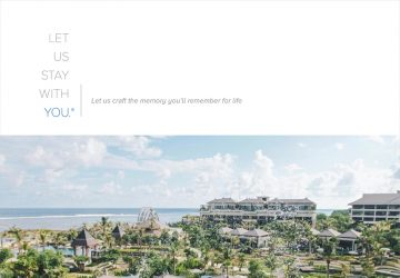LET US STAY WITH YOU AT THE RITZ CARLTON BALI