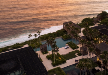 A Gift to Remember Dedicated Specially to Parents at Alila Villas Uluwatu