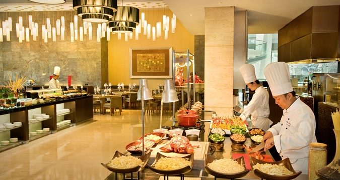 RECOMMENDED BUFFET DINING PLACES IN BANDUNG