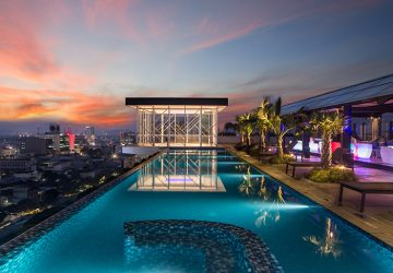 BEST ROOFTOP BARS & RESTAURANTS IN BANDUNG