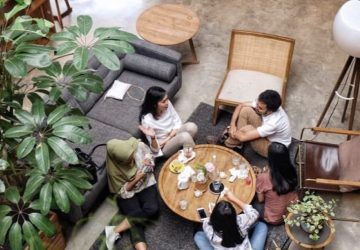 Recommended Coffee Spots in Bandung