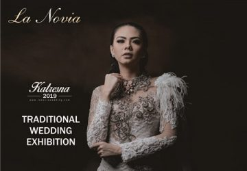 LA NOVIA TRADITIONAL WEDDING EXHIBITION – KATRESNA