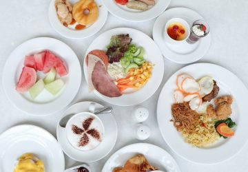 Nutritious Breakfast at Four Points by Sheraton Bandung