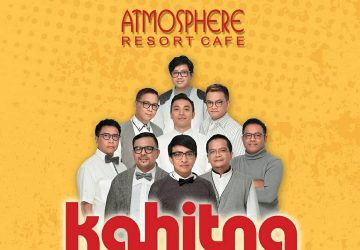 Atmosphere Resort Cafe present KAHITNA
