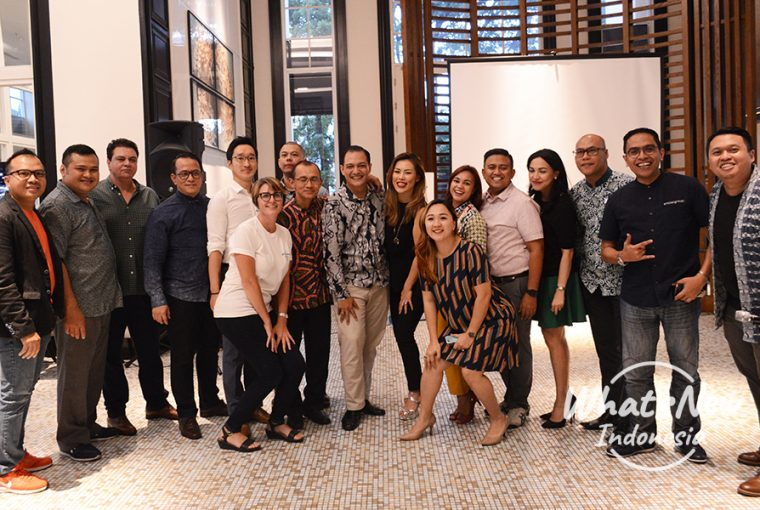 What's New Indonesia Bandung Gathering 2019