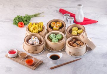 ALL YOU CAN EAT DIM SUM BUFFET AT HARRIS HOTEL AND CONVENTION CIUMBULEUIT BANDUNG