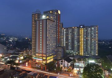 STAY DRY PACKAGE AT HARRIS HOTEL AND CONVENTION CIUMBULEUIT BANDUNG