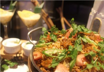 Delightful Indian Fusion Buffet Dinner at Mosaic All Day Dining Restaurant