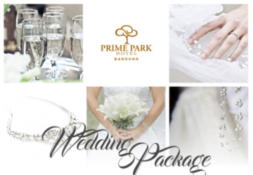 Plan your memorable wedding to be a flawless celebration at Prime Park Hotel Bandung