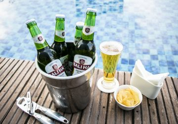Promo Beer Buy 3 Get 1 Free at Mountain View Poolside Bar
