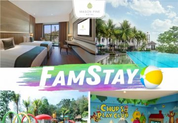 FamStay at The Most Family Friendly Hotel In Bandung, Mason Pine Hotel