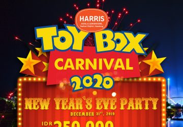 TOY BOX CARNIVAL in HARRIS Hotel & Conventions Festival Citylink Bandung