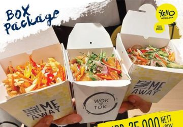 Tasty Box to Your Doorstep by YELLO Paskal