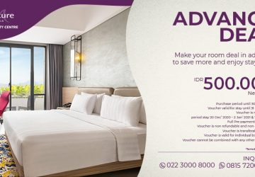 Advance Deal And Stay Later At Mercure Bandung City Centre