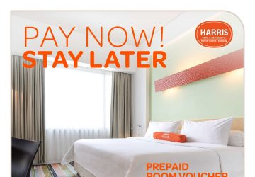 Pay Now, Stay Later At HARRIS & POP! Hotels Festival Citylink Bandung