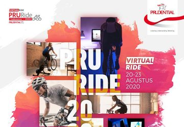 PRURide Indonesia 2020 – It's Virtual!