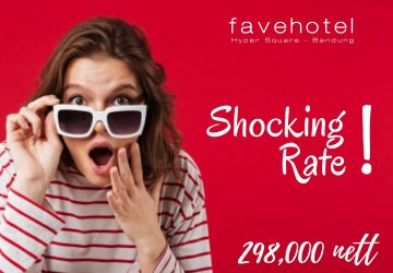 Shocking Rate – favehotel Hyper Square