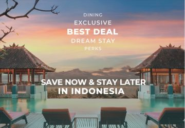 Save Now & Stay Later at Pullman and ibis Styles Bandung Grand Central