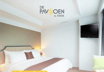 New Normal Stay at Hotel De Paviljoen Bandung