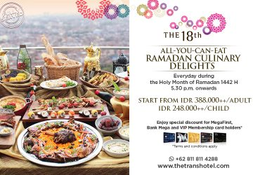 Ramadan Culinary Delights at The 18th Restaurant and Lounge