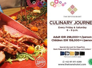 Culinary Journey at The Restaurant