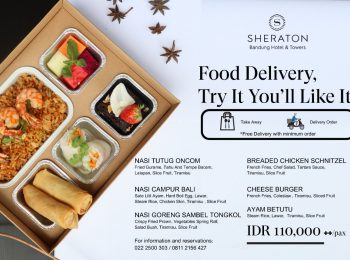 Food Delivery, Try It You'll Like It!
