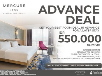 Best Room Deal In Advance