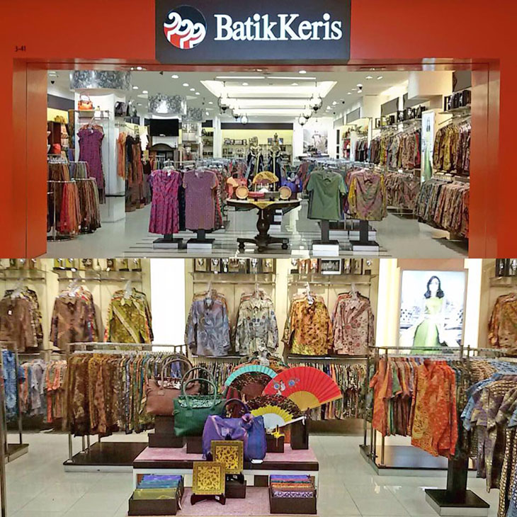 10 Places To Shop For Batik In Jakarta