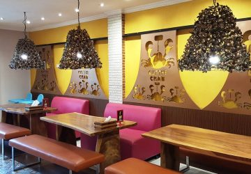 CUT THE CRAB KELAPA GADING MOVES TO A NEW VIBRANT PLACE