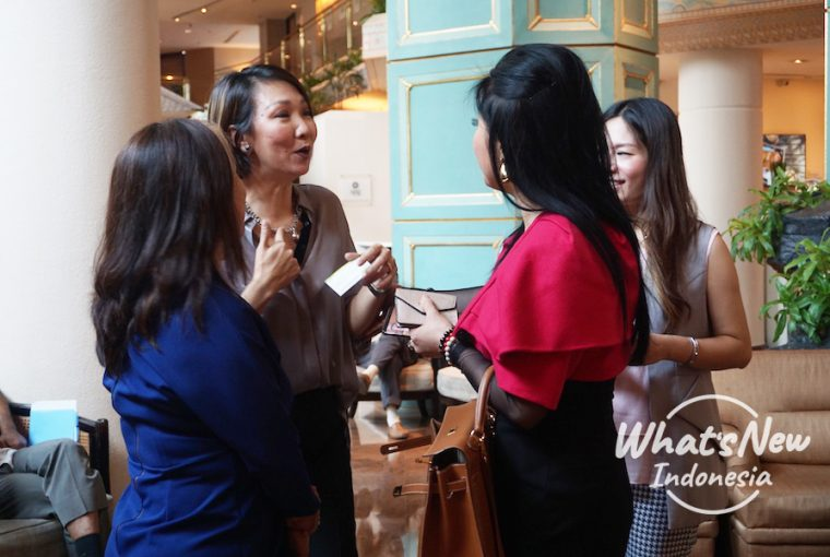 WHAT'S NEW INDONESIA POWER LUNCH X LE MERIDIEN JAKARTA THAI FOOD FESTIVAL