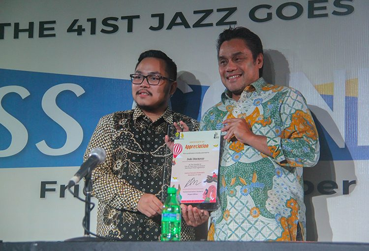 41st Jazz Goes to Campus