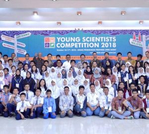 SPH SENTUL CITY STUDENTS WIN 1ST PLACE IN THE 2018 YOUNG SCIENTISTS COMPETITION