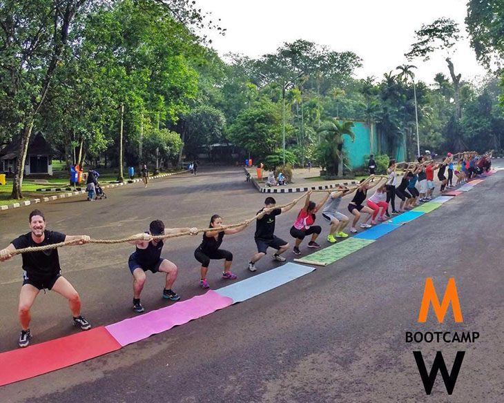 5 BOOT CAMP & CROSS FIT COMMUNITIES IN JAKARTA